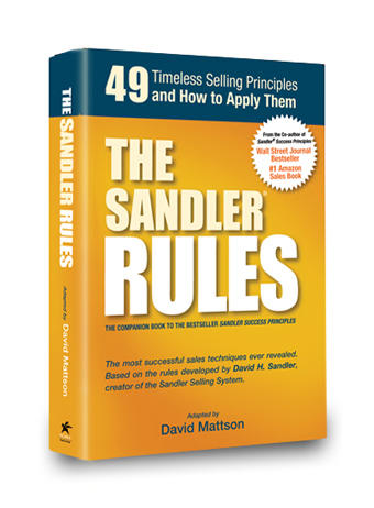 Sandler Rules Book